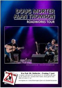 Doug Morter & Alan Thomson