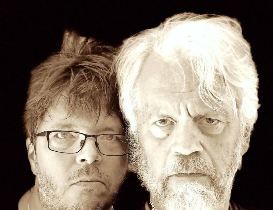 UTSÅLT: Blues från Bakvattnet – Ronny Eriksson & Leo Holmberg