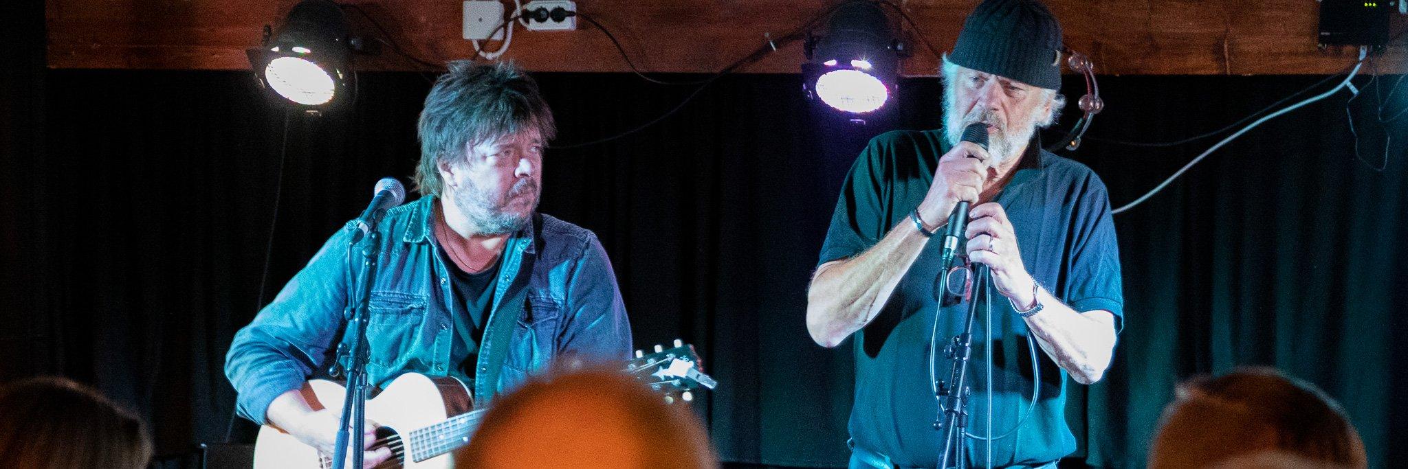 Ronny Eriksson & Leo Holmberg