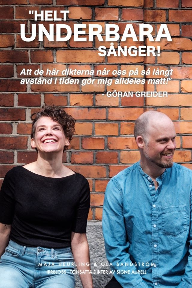 Maja Heurling & Ola Sandström
